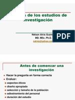 _Diseño de los estudios de investigacion
