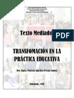 Trans for Mac Ion en La Practica Educativa
