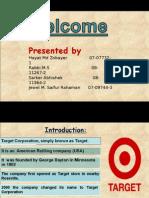 target Presentation1
