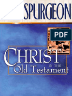 33640446 Christ in the Old Testament c h Spurgeon 1899