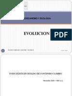 I. EVOLUCION