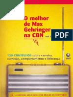 O Melhor de Max Gehringer