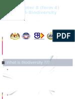 Bio - Biodiversity Form 4