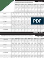 p90x Plus Worksheets