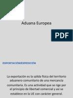 aduanas EU