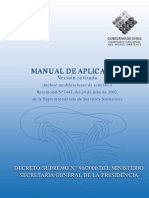 Manual aplicación DS 90