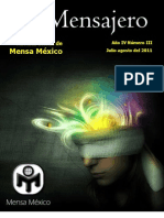 El Mensajero Julio Agosto 2011