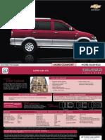 Tavera leaflet