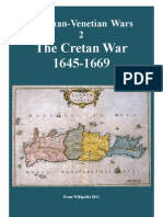 The Cretan War 1645-1669