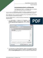 DEV C++ Para Vista y 7