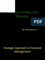 Chap 1 Financial Strategy & Planning