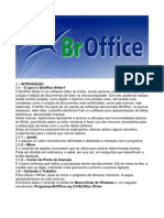 Editor de Texto Open Office Writer Avancado