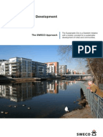 Sustainable City Development - The SWECO Approach