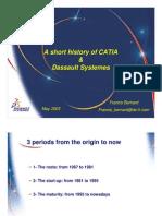 History CATIA May 2003