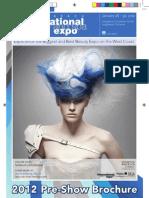 ISSE 2012 Preshow Brochure