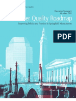 National Council on Teacher Quality Springfield Report Executive Summary