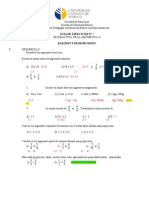 UCT-GE7-GUIA DE EJERCICIOS Nº7- RAZONES Y PROPORCIONES (1)