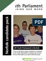 UKYP Norfolk Candidate Pack