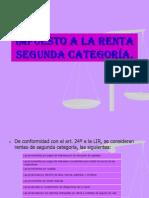 4° Clase IR SEGUNDA CATEGORIA