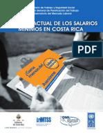Situación Actual de los Salarios Mínimos en Costa Rica
