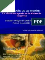 Mision de La Iglesia 3