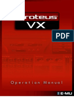 ProteusVXManual