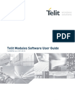 Telit Modules Software User Guide r6