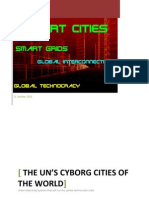 The UN Cyborg Cities, Operating Systems 11-10-2011