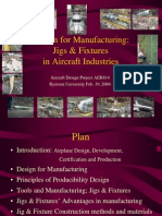 Design for Manufacturing Fixture & Jigs in Aircraft Manufacturing