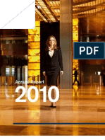 Credit Suisse AR 2010