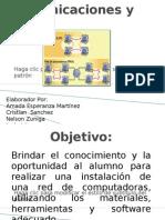 comunicacionesyredestrabajou-110427212904-phpapp01