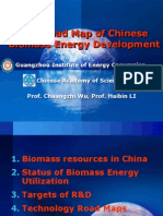 Biomass Energy Road Map