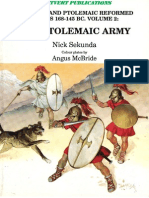 Montvert - The Ptolemaic Army