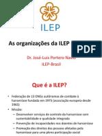 As organizaçoes da ILEP no Brasil
