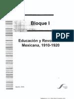 3 La Educ.en Des Hist. de Mexico