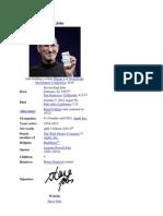 Steve epub download jobs icon