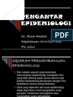 CRP 1.1 & CRP 1.2 Pengantar Epidemiologi