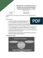 Rep de Lec. El Diario - Cuaderno Rotativo.