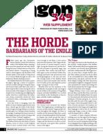 Horde Lands