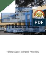 Tema VI - Fx y Lx Del Humero
