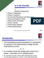 Daya Power in AC System
