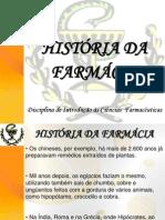 Aula - História da Farmácia