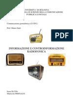 2011 04 01 Irene Di Cillo 0000514218 Informazione e Controinformazione Radiofonica