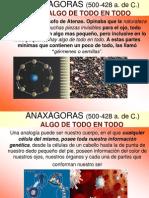 Anaxagoras-Democrito-Pitagoras