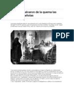 Cómo se salvaron de la quema las brujas españolas