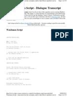 Watchmen Script Tr