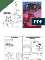 A MANEIRA LÚDICA DE ENSINAR FATOS E OPERAÇÕES 7 ANOS VOLUME 2