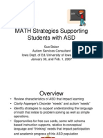 Math Strategies Slides