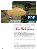 Enabling Poor Overcome Poverty