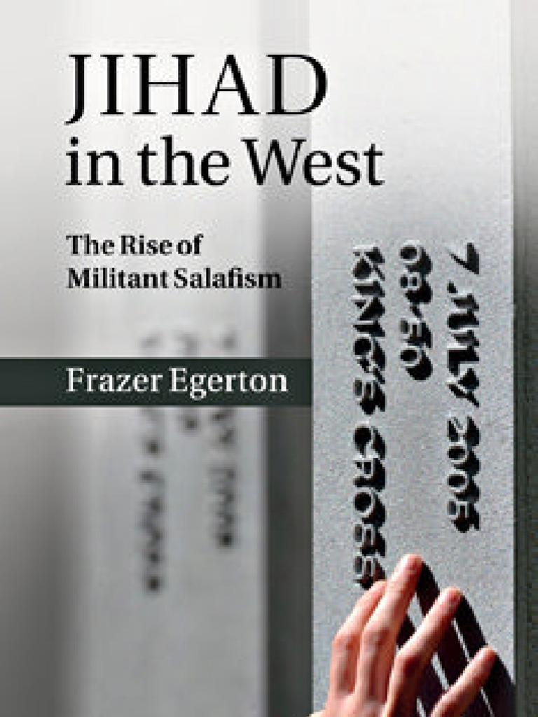 jihad in the west egerton frazer